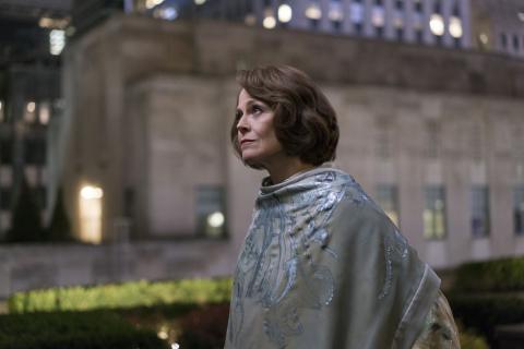 Postać Sigourney Weaver z The Defenders ma związek z czwórką bohaterów