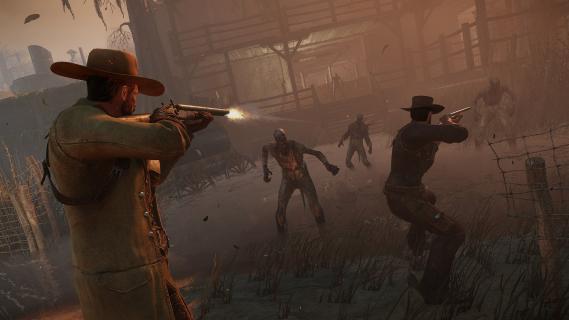 Crytek powraca. Zobaczcie teaser gry Hunt: Showdown