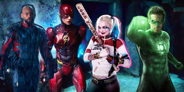 QUIZ: Jak nazywają się te postacie z filmów DC?