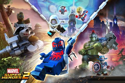 LEGO Marvel Super Heroes 2 w planie wydawniczym Cenegi. Nowe informacje o grze