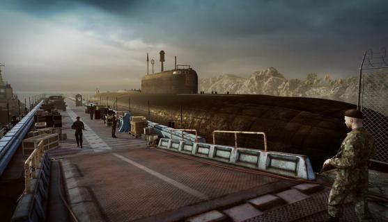 Kursk wypływa na morza i oceany. Gra ma datę premiery