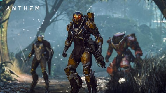 Anthem trafiło do bibliotek usług EA Access i Origin Access