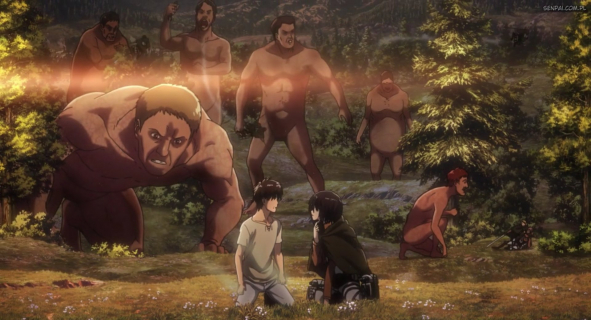 Attack on Titan: sezon 2, odcinek 12 (finał sezonu) – recenzja