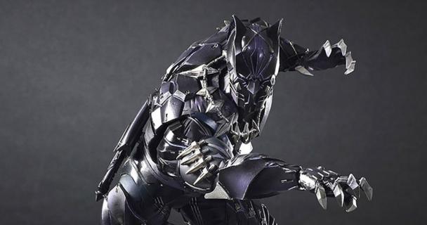 Czarna Pantera, jakiego jeszcze nie widzieliście. Zobacz zdjęcia figurki z Black Panther