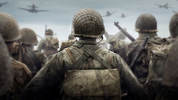 Zobacz fenomenalny zwiastun Call of Duty: WW2
