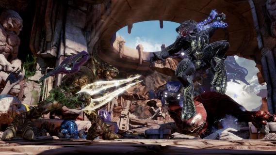 Killer Instinct pojawi się na Steam. Eagle dołącza do grona wojowników