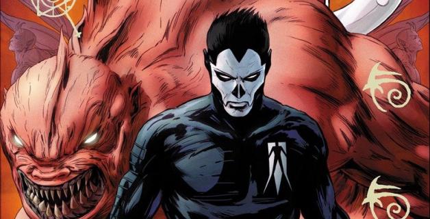 Komiks Shadowman w drodze na wielki ekran