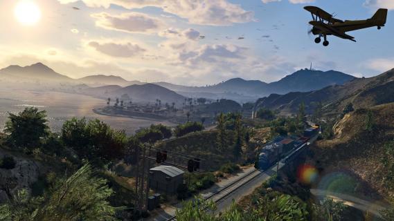 Grand Theft Auto V z fatalnymi ocenami na Steam. Odwet użytkowników