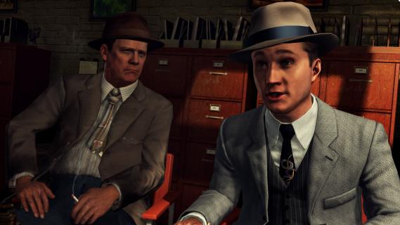 Remaster L.A. Noire z trybem pierwszoosobowym i VR? Nowe informacje