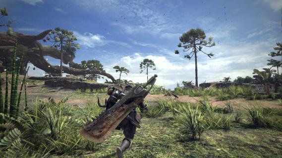 Monster Hunter World najlepiej sprzedającą się grą firmy Capcom