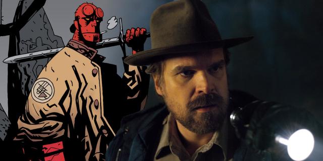 David Harbour o Hellboyu: To heros, jakiego potrzebuje dzisiejsza Ameryka