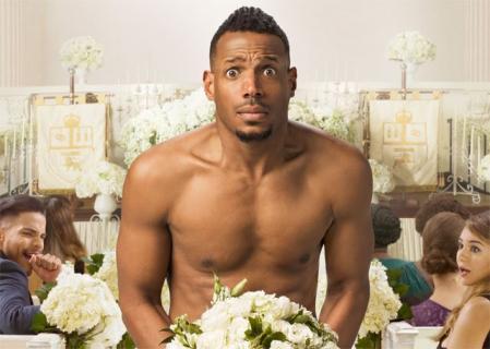 Nagi Marlon Wayans nie może dotrzeć na ślub. Zwiastun komedii Naked