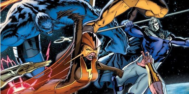 New Avengers #04: Doskonały świat: Inkursja trwa, i tyle – recenzja komiksu