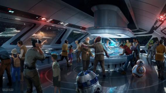[D23] Disney otwiera niezwykły hotel Star Wars. Każdy z gości przeżyje własną przygodę