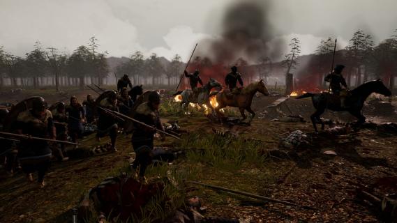 Pierwszy gameplay z gry Ancestors od twórców Hatred