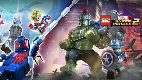 [SDCC 2017] Kang Zdobywca bohaterem zwiastuna LEGO Marvel Super Heroes 2