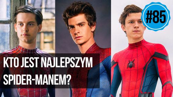 naEKRANACH #85 – Kto jest najlepszym Spider-Manem?