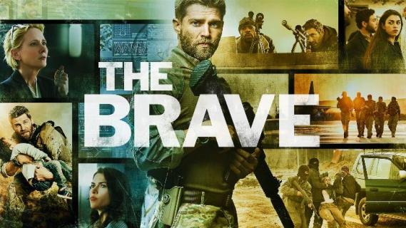 The Brave w Polsce. Nowy serial debiutuje na Showmax