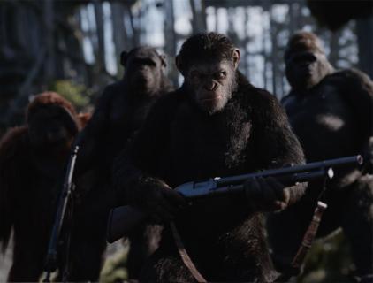 Box Office: Wojna o planetę małp wygrywa ze Spider-Man: Homecoming