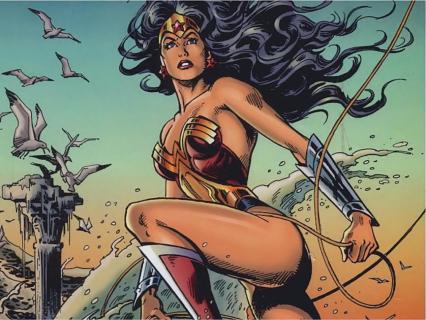Justice League XXX – zobacz zdjęcie Wonder Woman z porno parodii