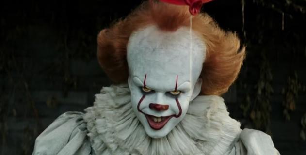 Reżyser horroru To tłumaczy zmieniony wygląd klauna