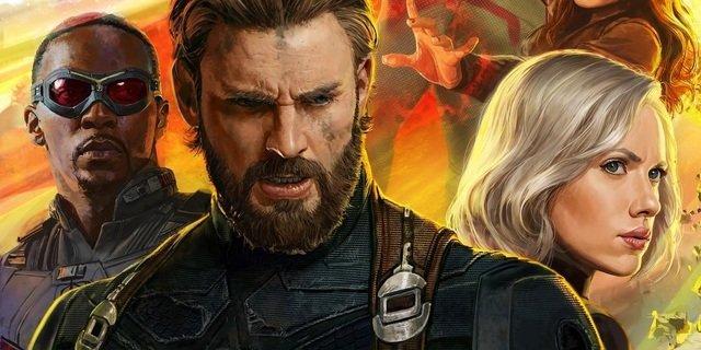 Zobacz nowe logo filmu Avengers: Infinity War