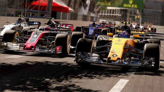 Dziś debiutuje F1 2017. Zobaczcie premierowy zwiastun gry