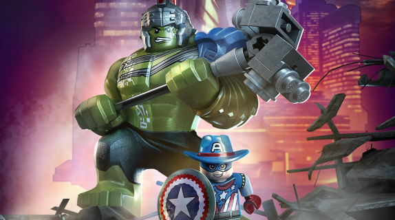 [GC2017] Chronopolis w zwiastunie LEGO Marvel Super Heroes 2