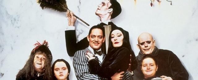 Charles Addams i jego straszna rodzinka