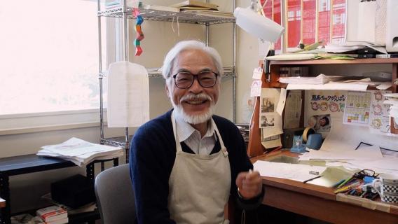 Hayao Miyazaki powraca z emerytury. Studio Ghibli znów działa