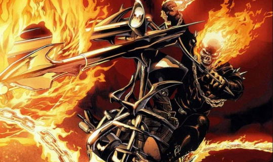 Ghost Rider dołącza do Marvel vs Capcom Infinite