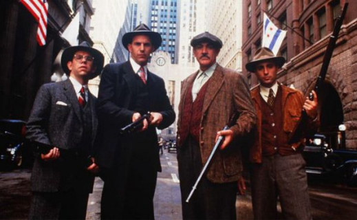 Scarface and the Untouchable - Showtime szykuje serial o walce Eliota Nessa i Ala Capone