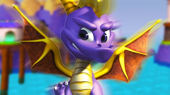 Odświeżona trylogia Spyro w ofercie Amazonu