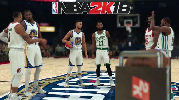 12 świątecznych okazji w PS Store. NBA 2K18 w niższej cenie