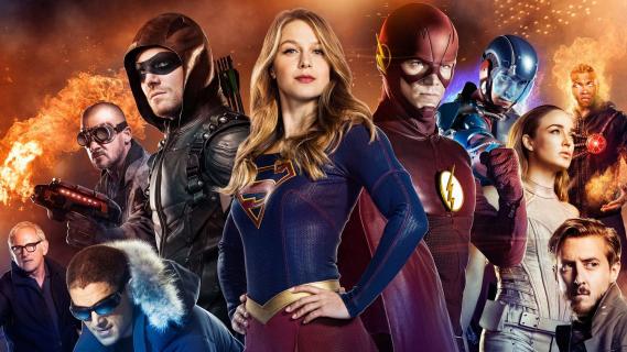 Dlaczego The CW nie emituje więcej seriali o herosach jednocześnie?