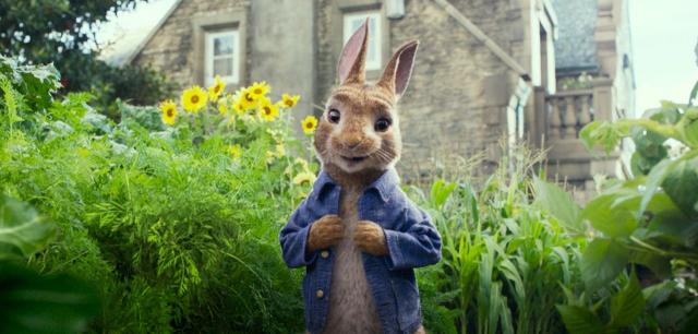 Krytyka filmu Piotruś Królik. Sony Pictures przeprasza za kontrowersyjną scenę