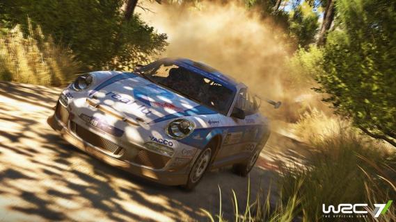 WRC 7 – rajdowe Porsche 911 dodatkiem do pre-orderów. Zwiastun