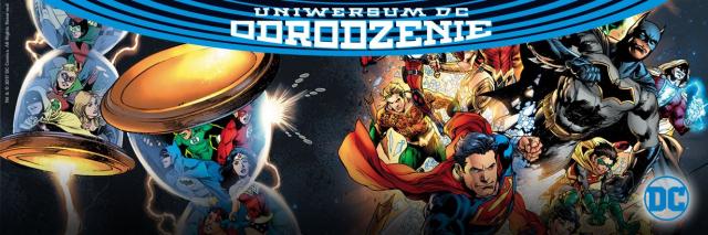 Batman i Superman spotykają Strażników. Czym jest DC Odrodzenie?