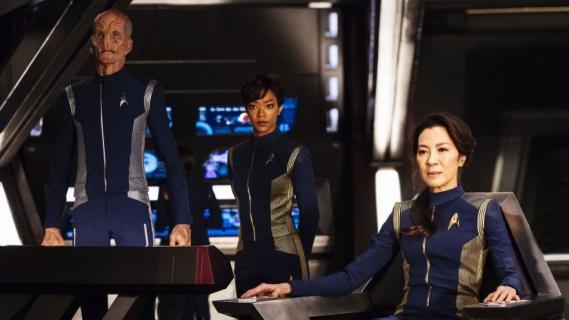Star Trek: Discovery: sezon 1, odcinek 1 i 2 – recenzja