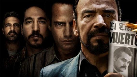 Narkotykowy biznes przenosi się do Meksyku. Peña i Luna na pierwszych zdjęciach z 4. sezonu Narcos