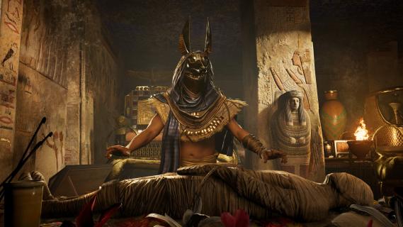 Darmowe DLC do Assasin's Creed Origins z okazji premiery gry