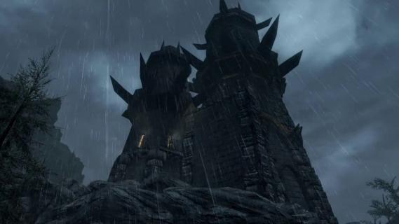 Gothic w The Elder Scrolls V: Skyrim. Zobaczcie ambitną modyfikację gry