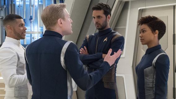 Star Trek: Discovery: sezon 1, odcinek 7 – recenzja