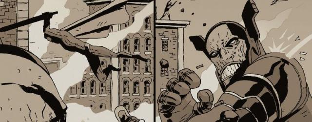 Czarny młot #01: Tajna geneza: Superbohater tragiczny – recenzja komiksu
