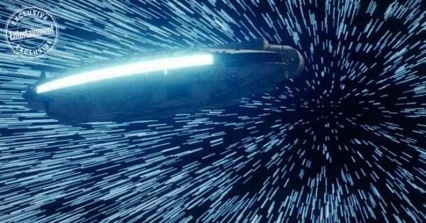 NASA potwierdza, że astronauci obejrzą film Gwiezdne Wojny: ostatni Jedi
