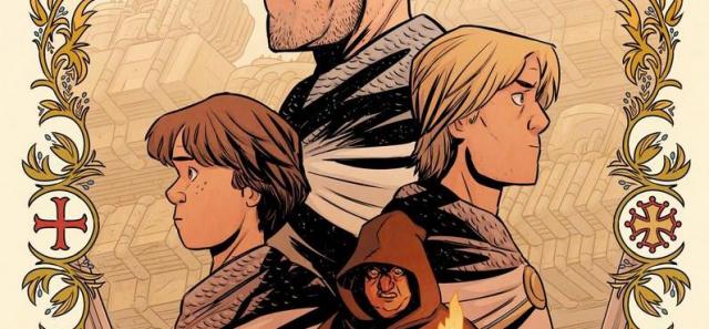 Jezioro ognia – recenzja komiksu