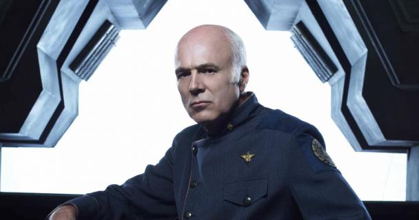 Battlestar Galactica - fani zbierają pieniądze dla aktora z serialu po poważnym wypadku