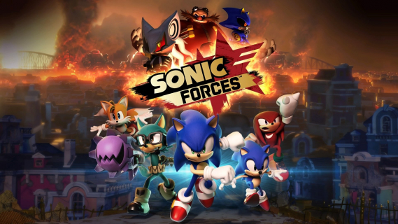 Sonic Forces – recenzja gry