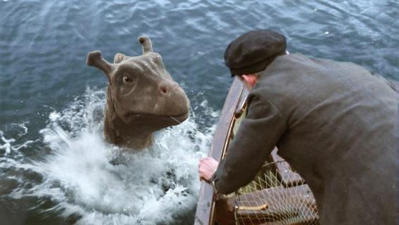 Loch Ness jako inspiracja dla filmowców
