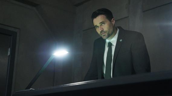 Gwiazdor Agentów T.A.R.C.Z.Y. zagra w serialu Deception